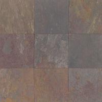 SLTMUTCOL1212G - Rajah Multicolor Tile - Rajah Multicolor