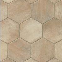 AGONATBEIHEX13 - Native Tile - Beige
