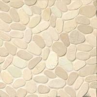 DECHEMUSP-BW - Hemisphere Mosaic - Bali White