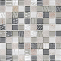 GLSELM0101-HG - Elume Mosaic - Heather Grey