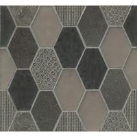 GLSPANVELRHP - Panache Mosaic - Velvet