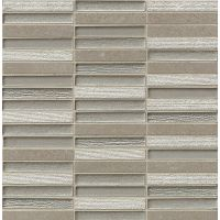 GLSTESGRASTB - Tessuto Mosaic - Gray