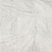 MRBWHTCAR1818P - White Carrara Tile - White Carrara