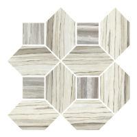 STPZEBBLO02MO - Zebrino Mosaic - Classico & Bluette