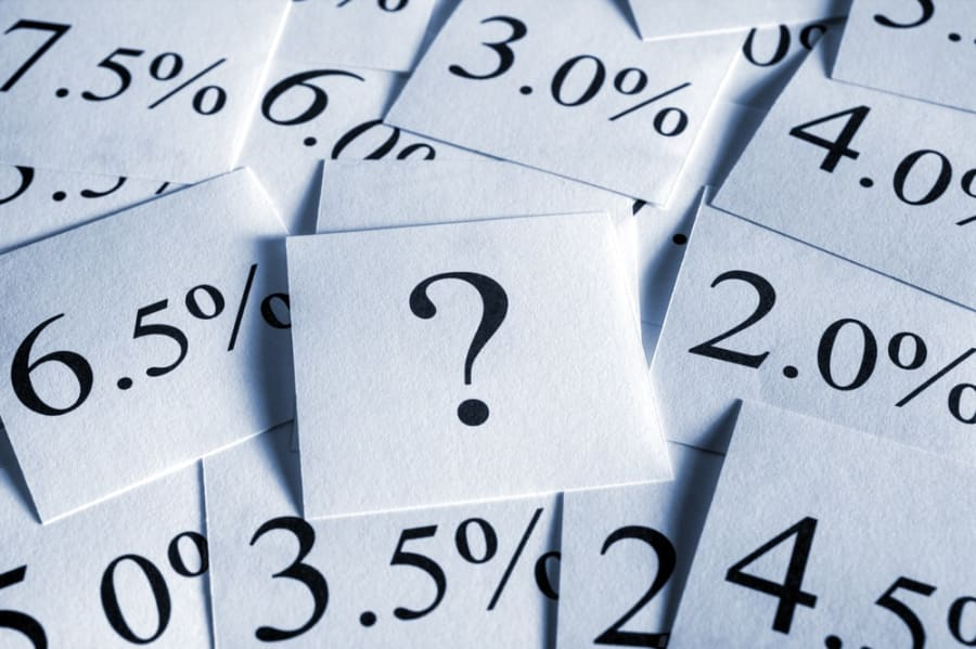 Your Personal Loan Interest Rate Guide For 2019