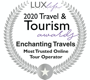 Lux 2020旅行& Tourism Award