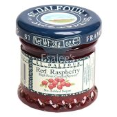 St Dalfour Portion Red Raspberry Jam