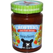 Crofters Organic Strawberry Fruit Spread