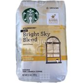 Starbucks Ground Coffee Bright Sky Blend