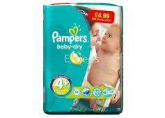 Pampers Baby Maxi