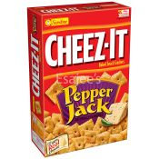 Cheez It Pepper Jack Baked Snack Crackers
