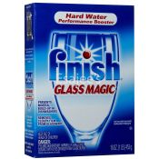 Glass Magic  Detergents Removes Cloudy Film Performance Booster