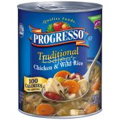 Progresso  Soups  Traditional Chicken&wild Rice