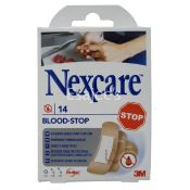 Nexcare Blood Stop Pavement 3 Different Sizes