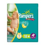 Pampers Diaper Baby Dry