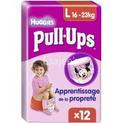 Huggies Pull-Ups Extra Large Girl Training Pants