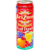 Arizona Can Drink Fruit Punch