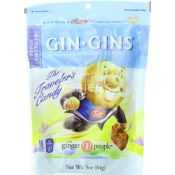 The Ginger People Gin Gins BOOST Ultra Strength Ginger Candy