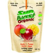 Sunblast Organic Apple Mango Juice