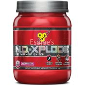 N.O.-XPLODE Pre-Workout Supplement with Creatine, Beta-Alanine, and Energy Watermelon