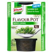Knorr  Paste Flavour Pot 4x Mixed Herbs