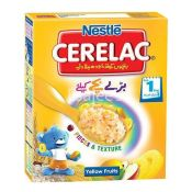 Nestle Baby Cereal Yellow Fruits