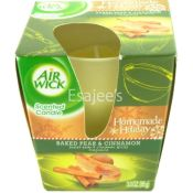 Air Wick  Homemade Holiday Scented Candle