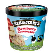 Ben & jerrys Srawberry Cheese Cake Ice Cream