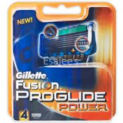 Gillette Fusion Proglide Power 4 Blade