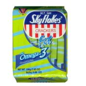 Sky Flakes  Crackers Fit Omega