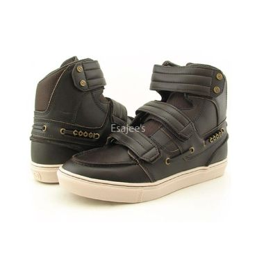 Coogi Men's Cmf 102 Leather Athletic Sneakers Shoes
