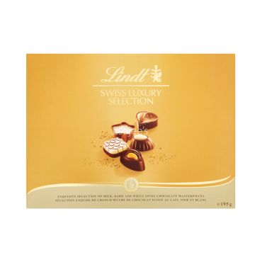 Lindt Swiss Luxury Selection Gift Pack