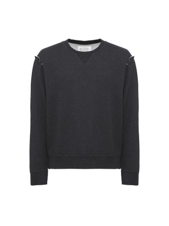 Maison Margiela Tear Effect Sweatshirt