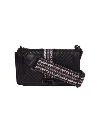 Rebecca Minkoff Jacquard Love Crossbody Bag