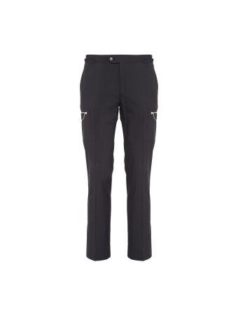 Maison Margiela Zip Detail Trousers