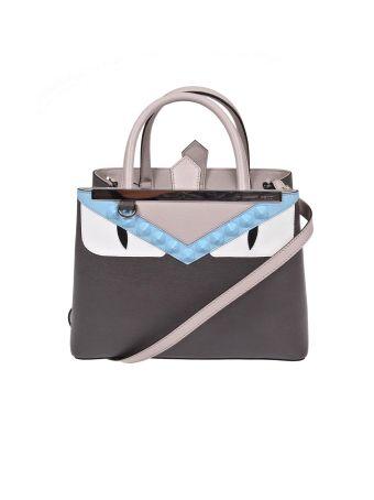 Fendi Petite 2jours Eyes+studs Bag
