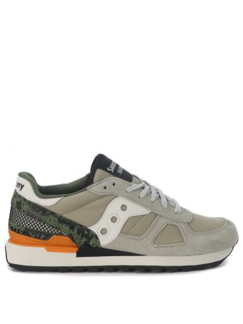Sneaker Saucony Shadow In Suede E Tessuto Mesh. Limited Edition