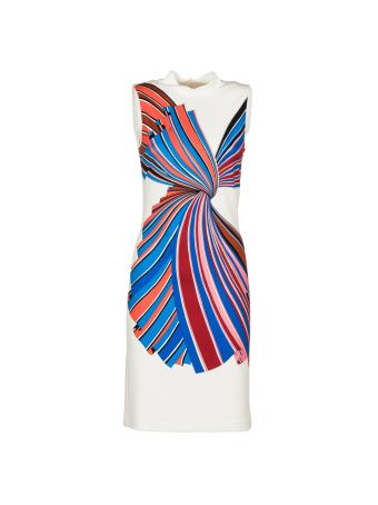 Emilio Pucci Mock Neck Dress