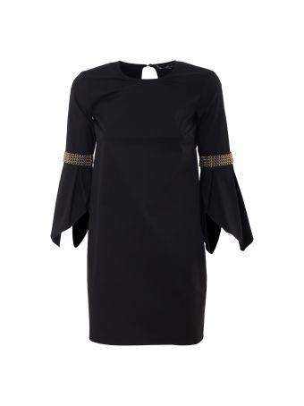 Elisabetta Franchi Cotton Dress