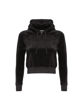 Vetements Juicy Couture Velour Hoodie