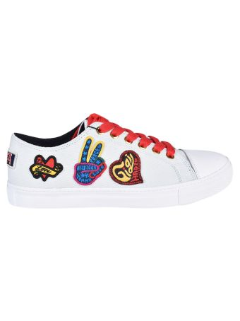Tommy Hilfiger Textile Sneakers