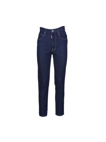 Dsquared2 High Waisted Twiggy Jeans