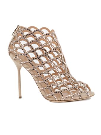 Sergio Rossi Mermaid Sandals