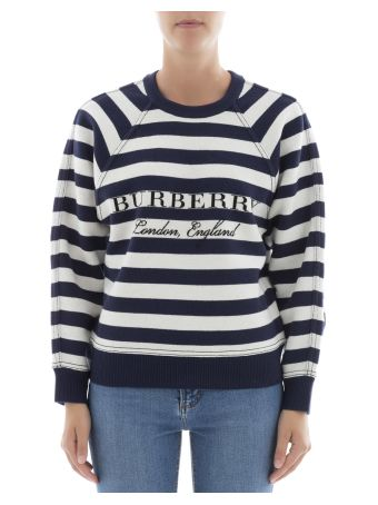 Striped Wool Sweatshirt