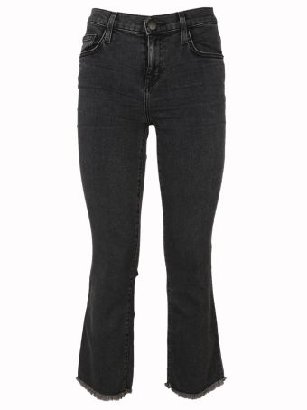 Current/Elliott Evermore Raw Hem Jeans