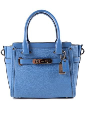 Coach Swagger 21 Tote