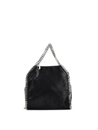 Black Falabella Mini Tote