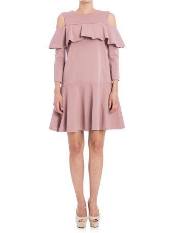 Alberta Ferretti Viscose Blend Dress