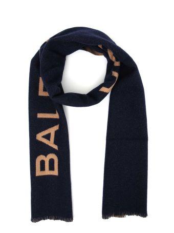 Balenciaga Sciarpa Blanket Scarf Cashmere