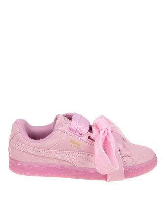 Puma Suede Heart Reset Sneakers Donna